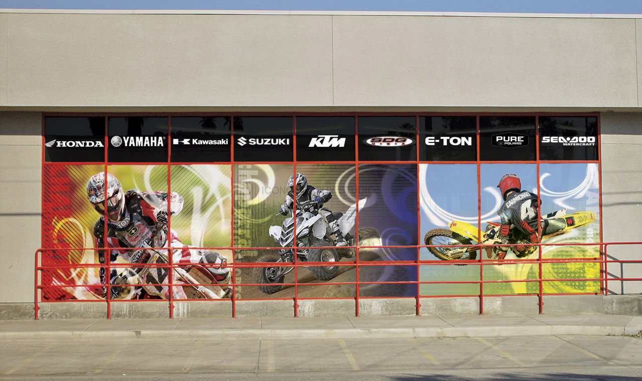 Window Graphics Cincinnati